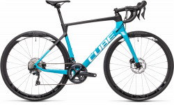 BICICLETA CUBE AGREE C:62 RACE Carbon Petrol