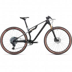 Bicicleta CUBE AMS ZERO99 C:68X SLT 29 Prizmsilver Carbon