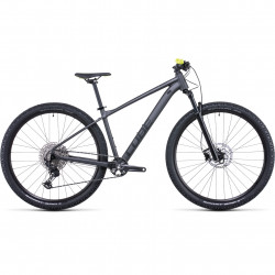 Bicicleta CUBE ATTENTION SL Grey Lime