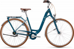 BICICLETA CUBE ELLA CRUISE EASY ENTRY Petrol Grey