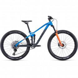 Bicicleta CUBE STEREO 120 ROOKIE Actionteam