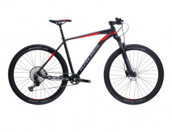 "BICICLETA KROSS LEVEL 8.0 29"" BLACK L"