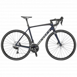 Bicicleta SCOTT Addict 20 disc stellar blue KH