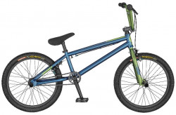 Bicicleta Scott Volt X 10 olive green/yellow 20""