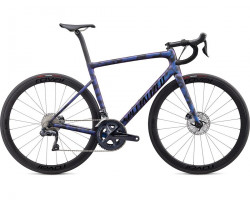 Bicicleta SPECIALIZED Tarmac Disc Expert Satin Black/Chameleon/Gloss Tarmac Black