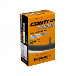 Camera bicicleta Continental Tour 28 Slim A40 28-609-37-642