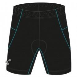 Shorts Cube Junior Cycle black/blue L 134/140