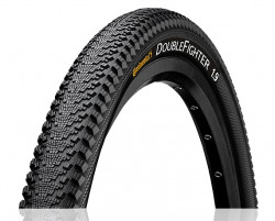 Anvelopa Continental Double Firghter III 27.5x2.0 3ply 180 Tpi Sport