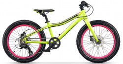 Bicicleta CROSS Rebel girl - 20'' junior - 28 cm