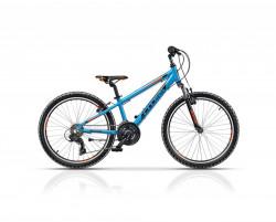 Bicicleta CROSS Speedster boy - 24'' junior - 30 cm