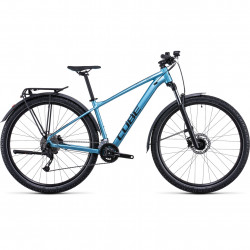 Bicicleta CUBE ACCESS WS PRO ALLROAD Aqua Blue
