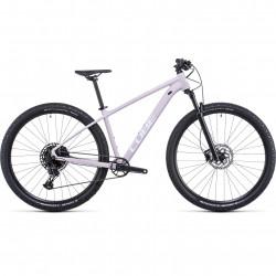 Bicicleta CUBE ACCESS WS SL Lilac White