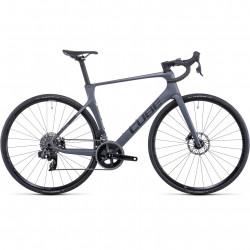 Bicicleta CUBE AGREE C:62 PRO Grey Carbon