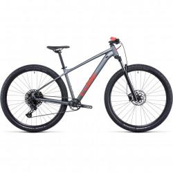 Bicicleta CUBE ANALOG Flashgrey Red