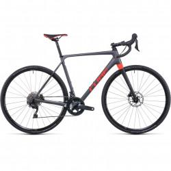 Bicicleta CUBE CROSS RACE C:62 PRO Grey Red