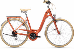 BICICLETA CUBE ELLA RIDE EASY ENTRY Red Grey