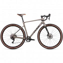 Bicicleta CUBE NUROAD EX Flashstone Orange