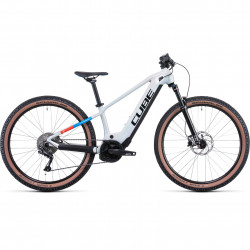 Bicicleta CUBE REACTION HYBRID ROOKIE SL 400 Teamline