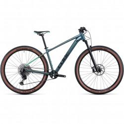 Bicicleta CUBE REACTION PRO Verde Green