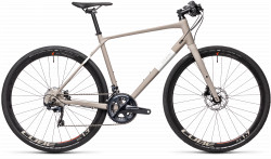 BICICLETA CUBE SL ROAD SL Grey Red