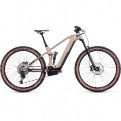 Bicicleta CUBE STEREO HYBRID 140 HPC RACE 625 Desert Orange