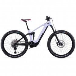 Bicicleta CUBE STEREO HYBRID 140 HPC SL 625/750 Violetwhite Black