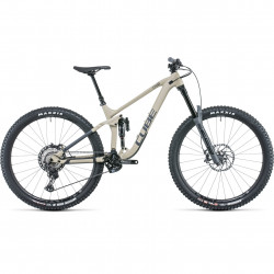 Bicicleta CUBE STEREO ONE77 RACE 29 Desert Grey
