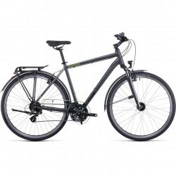 Bicicleta CUBE TOURING IRIDIUM GREEN Grey Green
