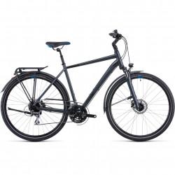 Bicicleta CUBE TOURING ONE IRIDIUM BLUE Grey Blue