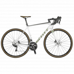 Bicicleta SCOTT Addict 20 disc pearl white (KH)