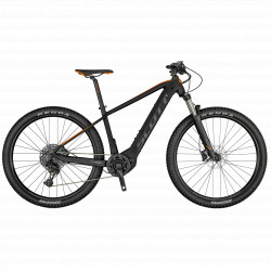 Bicicleta SCOTT Aspect eRIDE 920 black