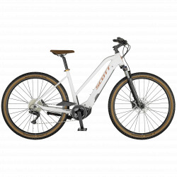 Bicicleta SCOTT Sub Cross eRIDE 10 Lady