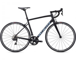 Bicicleta SPECIALIZED Allez Elite Satin Black/Blue Reflective/Clean