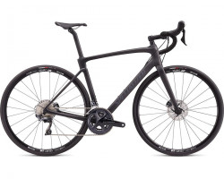 Bicicleta SPECIALIZED Roubaix Comp Satin Carbon/Black