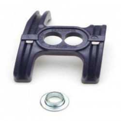 Ghidaj cablu screw-on Shimano