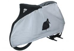 "Husa protectie bicicleta Topeak Bike Cover 26"" TBC002 Nylon Anti UV 178x63x100 cm 300gr argintie"