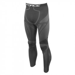 Pantaloni functionali Force Frost negri