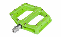 Pedale RFR Flat CMPT green