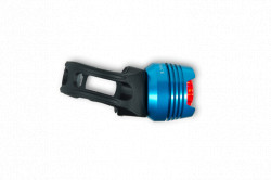 Stop RFR Light Diamond ,, red led ,, blue