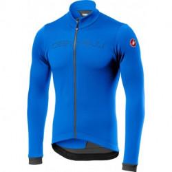 Tricou cu maneca lunga Castelli Fondo FZ, Albastru/Antracit