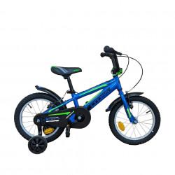 Bicicleta CROSS Boxer 12'' - aluminiu