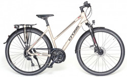 Bicicleta CROSS Quest lady trekking 28""