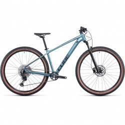 Bicicleta CUBE ATTENTION SL Reverseblue Black