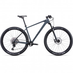 Bicicleta CUBE REACTION C:62 PRO Grey Metal