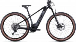 Bicicleta CUBE REACTION HYBRID SLT 625/750 29 Prizmblack Black