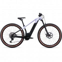 Bicicleta CUBE REACTION HYBRID SLT 625/750 29 Violetwhite Black