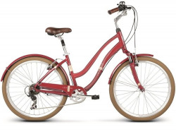 Bicicleta Le Grand Pave 3 Cherry Glossy 26""