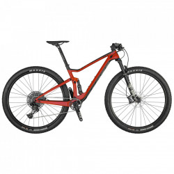 Bicicleta SCOTT Spark RC 900 Comp Red