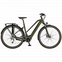 Bicicleta SCOTT Sub Tour eRIDE 30 Lady