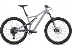 Bicicleta SPECIALIZED Stumpjumper Comp Alloy 29 Satin Cool Grey/Team Yellow